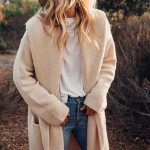 Lovestitch Lennox Sweater Coat